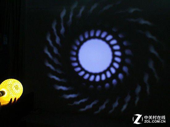 手中的黑科技 3D打印星空灯房间变秘境