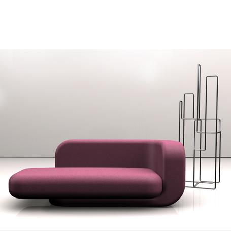 Tom Dixon是由英国设计师Tom Dixon和David Begg在2002年成立的,沙发系列,曾参加英国100%设计展和米兰2005设计周