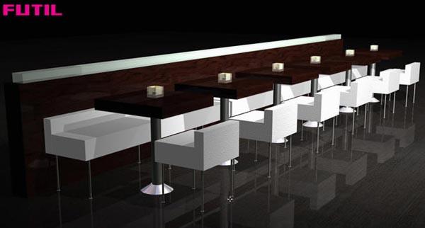 加拿大ALEXANDRE BERTHIAUME的FUTIL工作室,家具设计