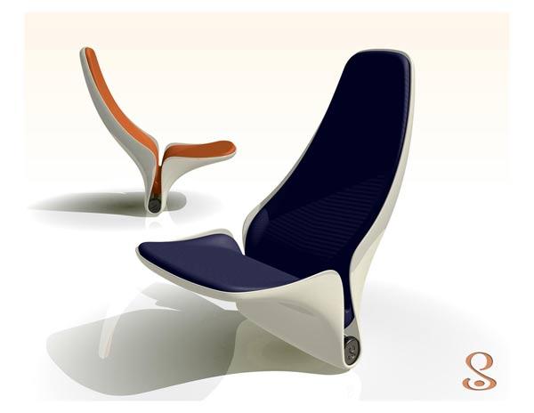 Design-Engine家具设计比赛作品  GYRO CHAIR 设计: Boyan Grigorov  美国STACK OPTION / MOEB设计:Guillaume Credoz 加拿大Peeled Chair Table 设计: Lin Weizheng 新加坡MODULAR CHAIR DESIGN 设计:Takumi Yosh