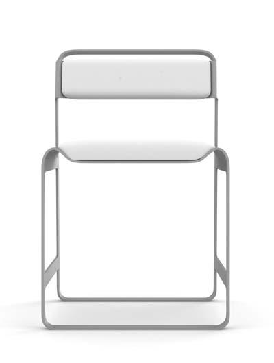 来自伦敦的Timothy Schreiber的家具设计,超简洁并有点cute味道,适合年轻人的口味G5椅子pan7椅