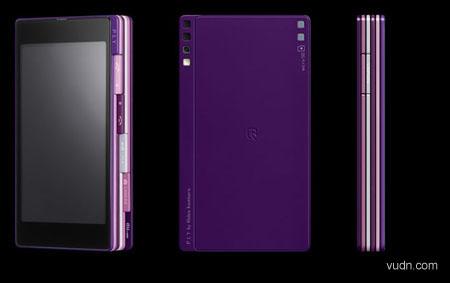 """这款被命名为""""PLY""""的滑盖手机是由日本设计师Hideo Kambara设计的一款概念产品。其最大的特点就是想三明治那样有许多""""层""""结构。而且Ply除了具有投影功能外,还能当打印机与掌上型游戏机等。"""