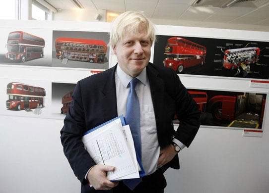 New London Routemaster Boris