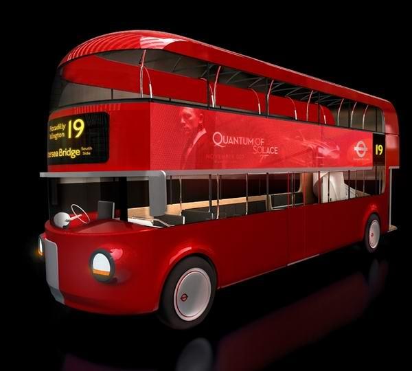New London Routemaster