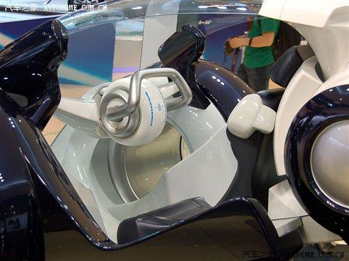 国内首发 标致两款概念车亮相车展