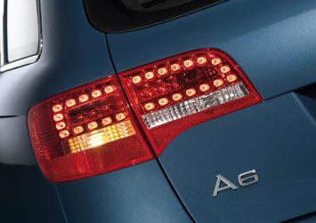 Audi A6 Avant Tail Light