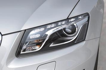 Audi Q5 LED Rendering