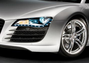 Audi R8 LED Headlights