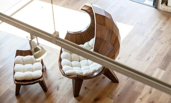 Segment Chair / Sae-rom Yoon - 图4