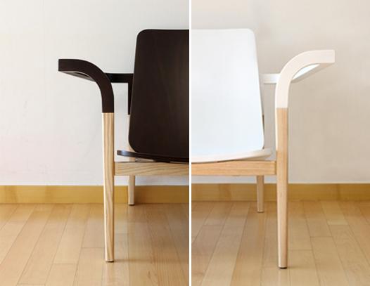 Modernatique Chair By Cho Hyung Suk - 图1