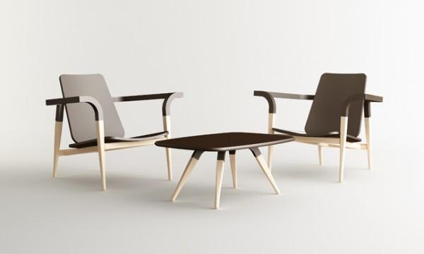 Modernatique Chair By Cho Hyung Suk - 图5