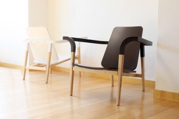 Modernatique Chair By Cho Hyung Suk - 图2