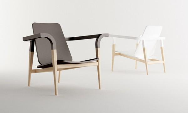 Modernatique Chair By Cho Hyung Suk - 图4