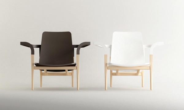 Modernatique Chair By Cho Hyung Suk - 图3