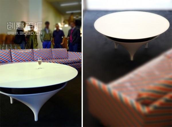 Acoustable 音乐咖啡桌 - 图3