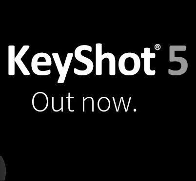 工业设计及时渲染keyshot_5.