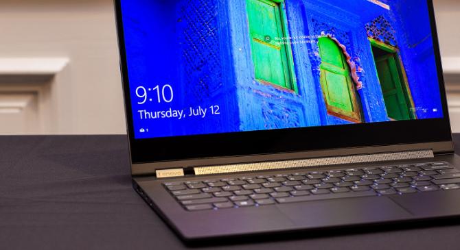 在过去的几年里,IFA已成为顶级笔记本电脑展。 在今年的展会上,笔记本边框集体在一夜间消失:笔记本的无边框时代已经到来。