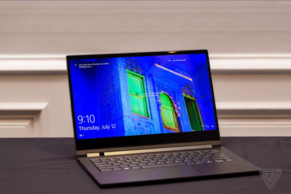 屏幕边框已死 笔记本设计迎来新时代